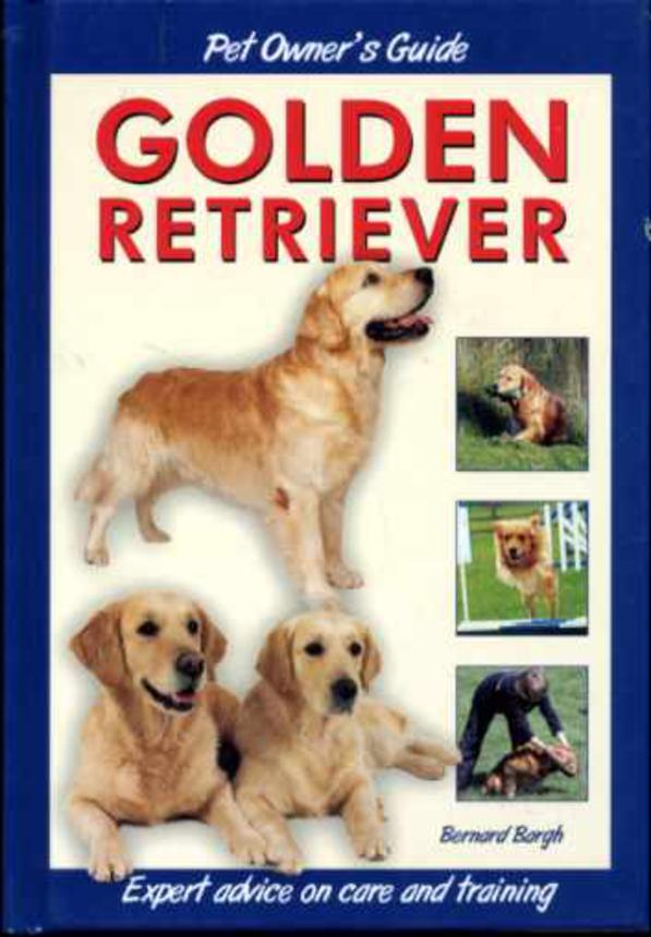 Image for Pet Owner's Guide to the Golden Retriever