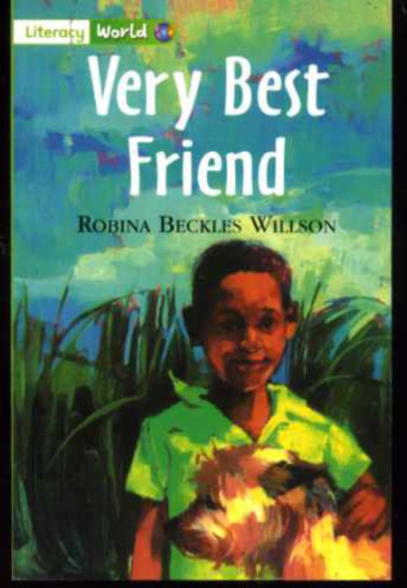 Image for Literacy World Fiction Stage 3 Very Best Friend
