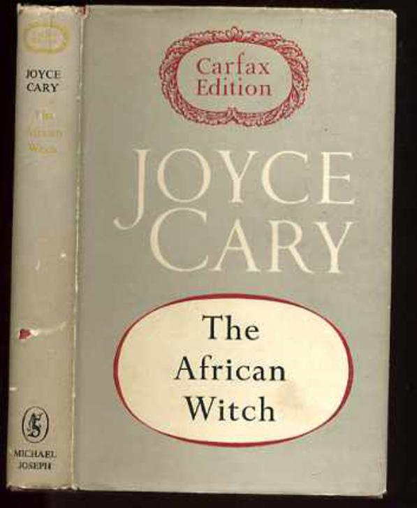 Image for The African Witch