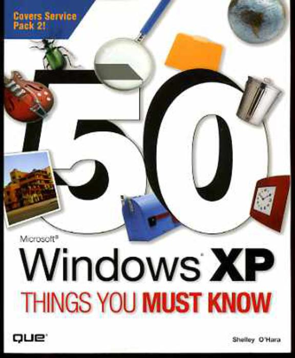 Image for 50 Windows XP Things You Must Know