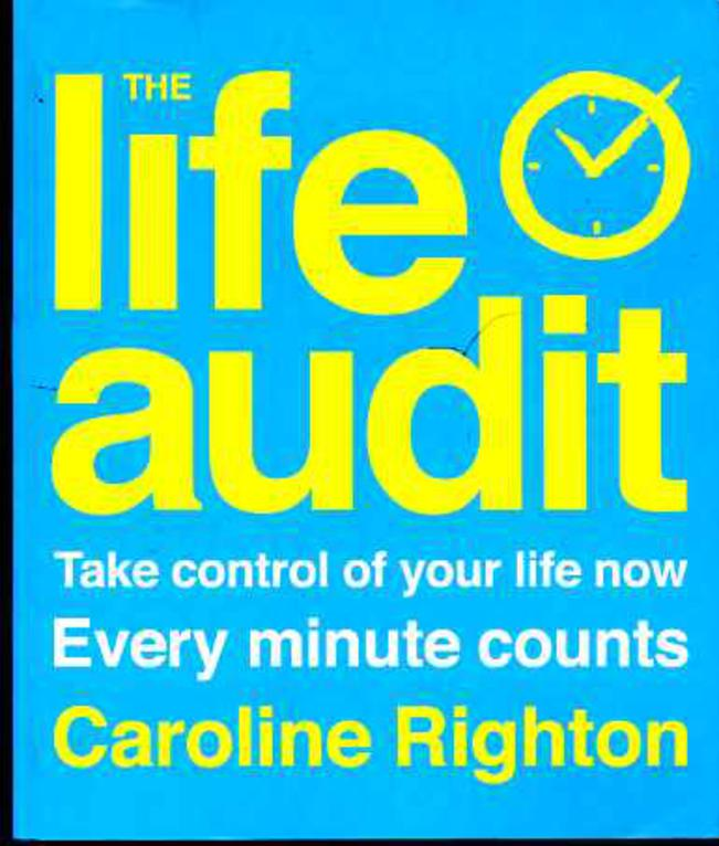 Image for The Life Audit: It's Time to Lead the Life You Want