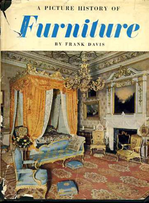 Image for A Picture History of Furniture