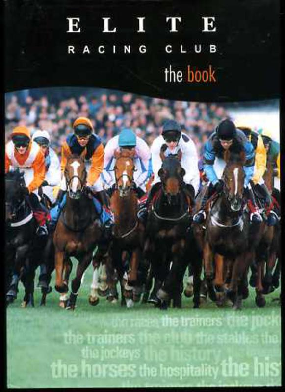 Image for Elite Racing Club: The Book