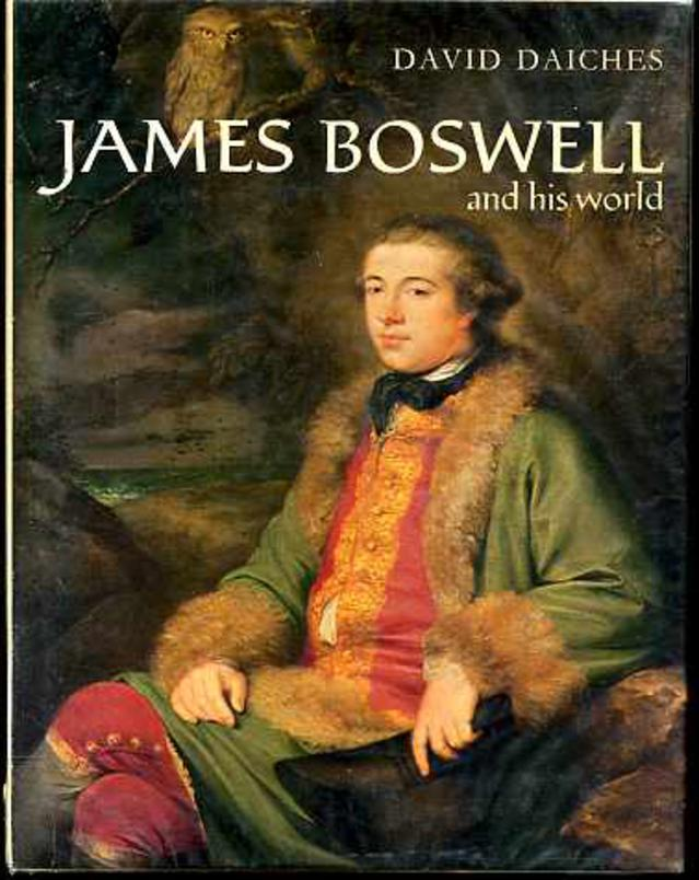 Image for James Boswell and His World