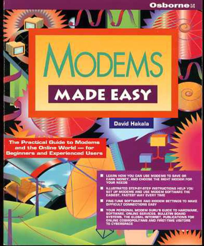 Image for Modems Made Easy