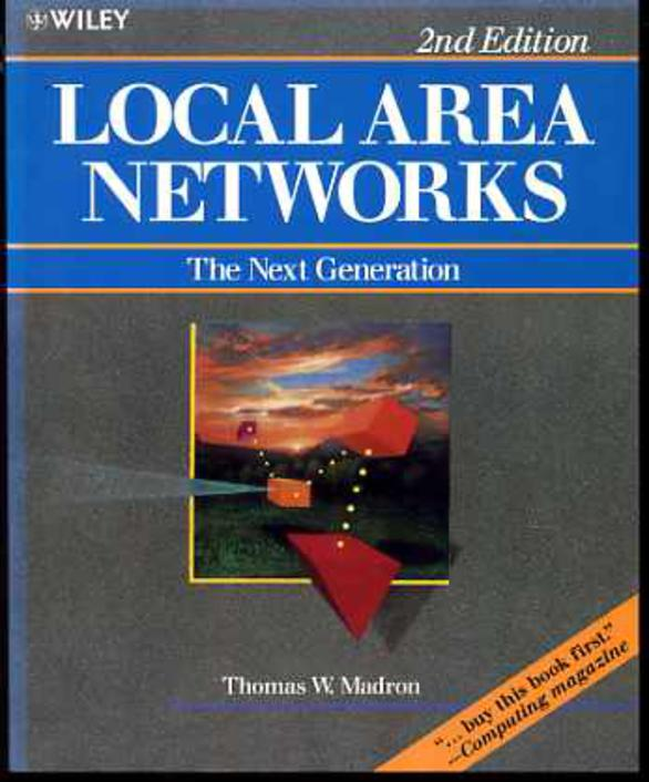 Image for Local Area Networks: The Next Generation