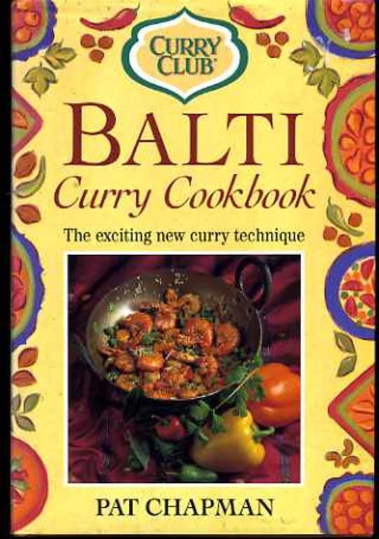 Image for Curry Club Balti : Curry Cookbook