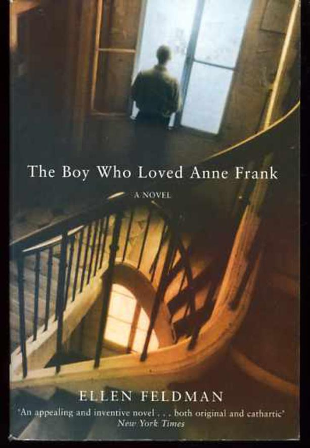 Image for The Boy Who Loved Anne Frank: A Novel
