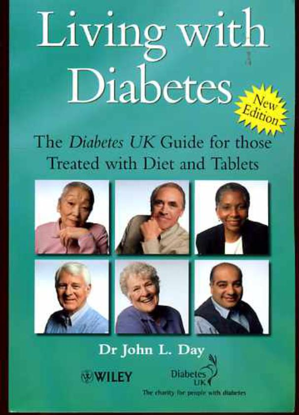 Image for Living with Diabetes: The Diabetes UK Guide for Those Treated with Diet and Tablets