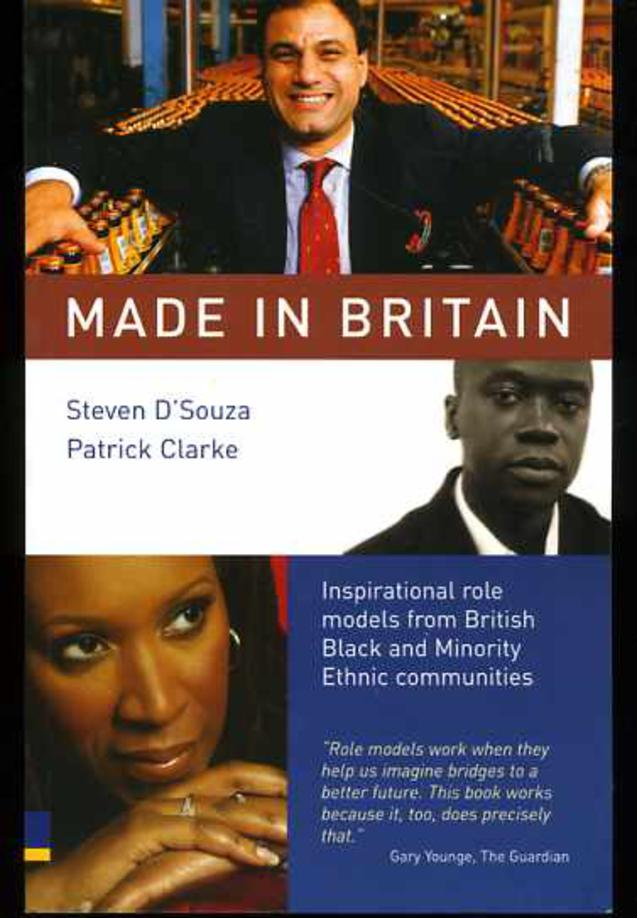 Image for Made in Britain: Inspirational Role Models from British Black and Minority Ethnic Communities