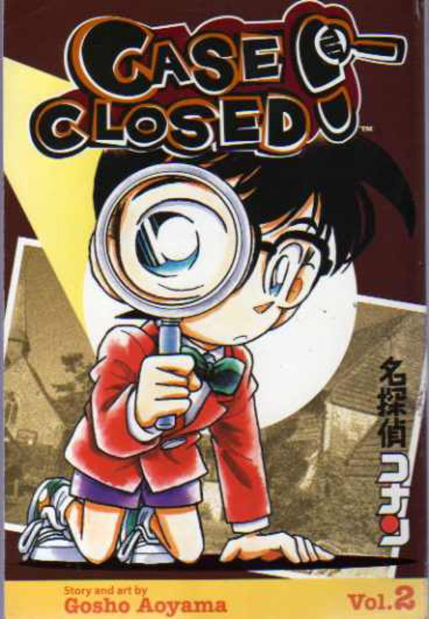 Image for Case Closed - VOLUME 2