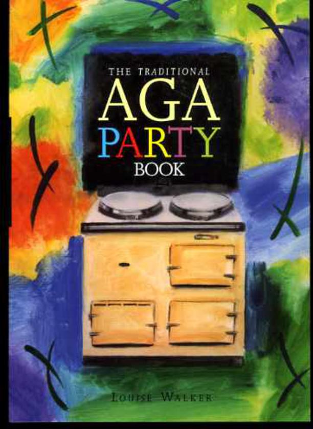 Image for The Traditional Aga Party Book