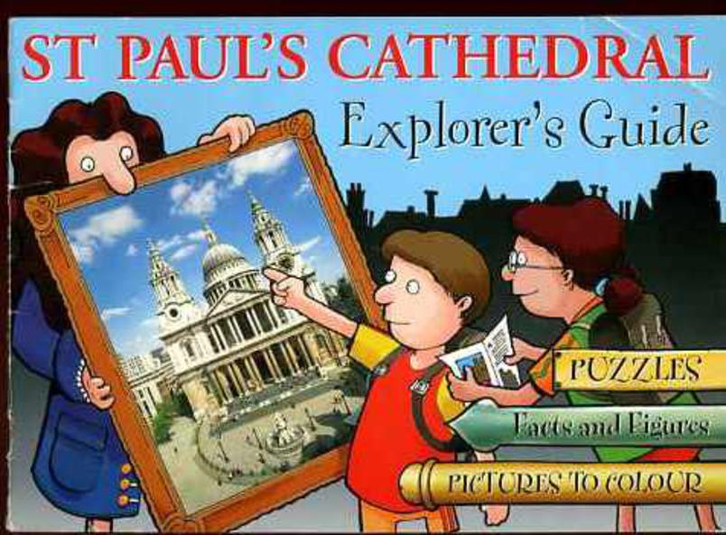 Image for St. Paul's Cathedral Explorer's Guide