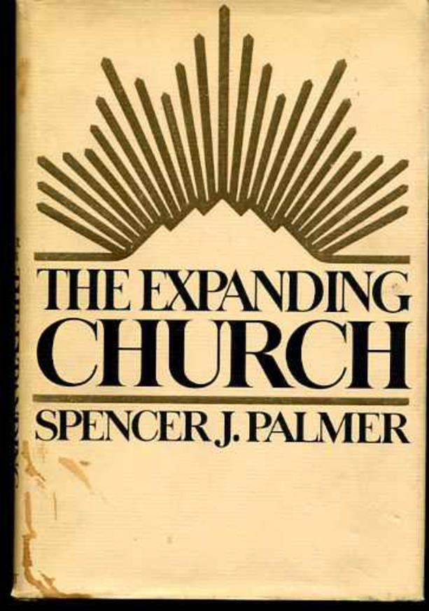 Image for The Expanding Church (SIGNED COPY)