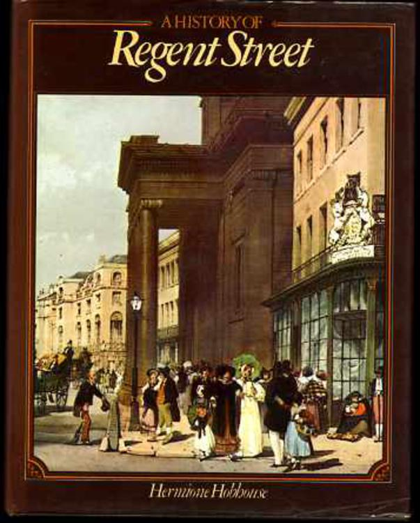 Image for A History of Regent Street