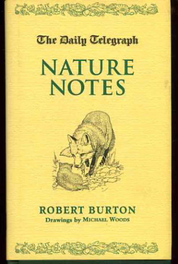 Image for Daily Telegraph Nature Notes (SIGNED COPY)