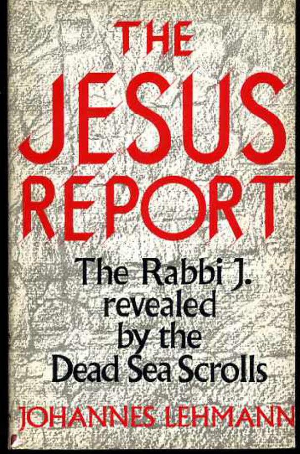 Image for The Jesus Report