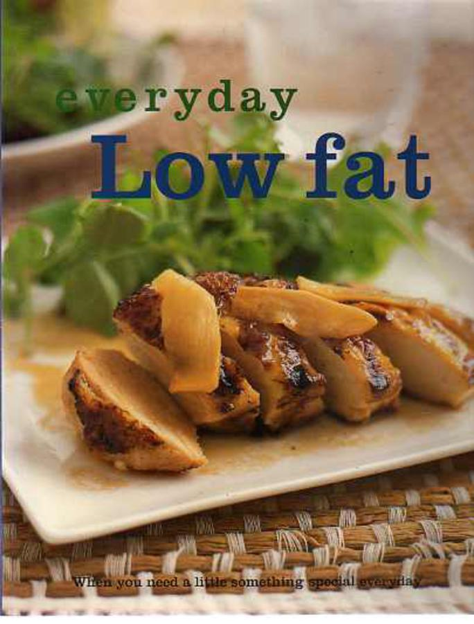 Image for Everyday Low Fat