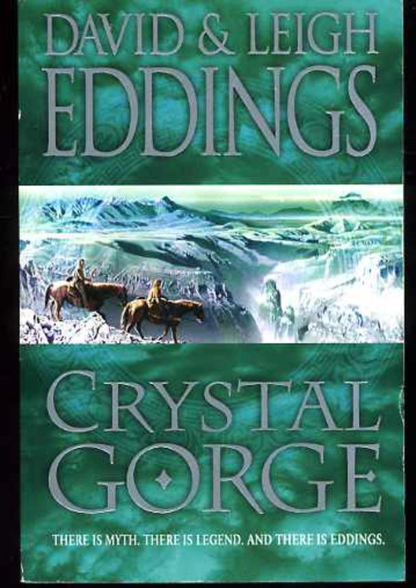 Image for Crystal Gorge