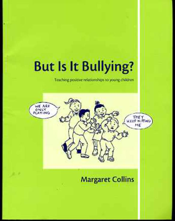 Image for But is it Bullying?: Teaching Positive Relationships to Young Children