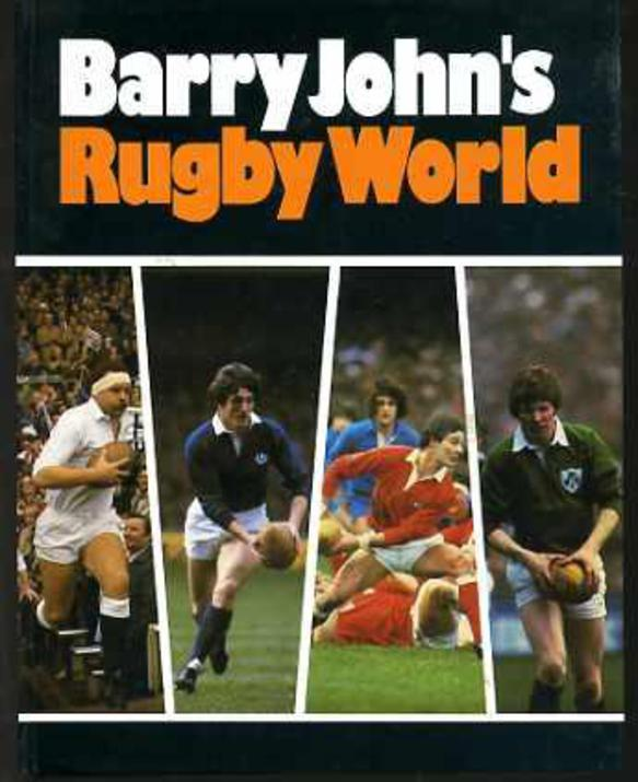 Image for Barry John's Rugby World