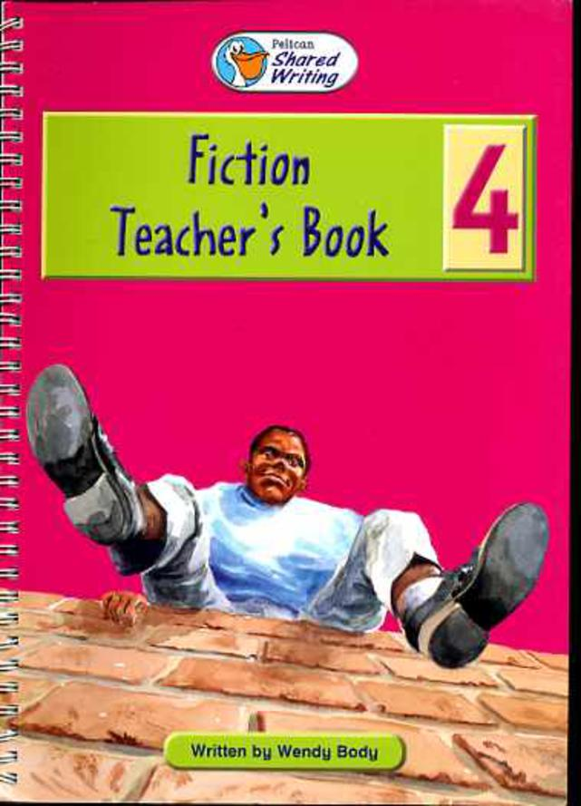 Image for Fiction Teacher's Book: Year 4