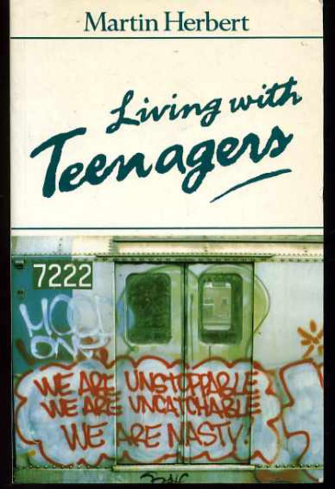 Image for Living With Teenagers