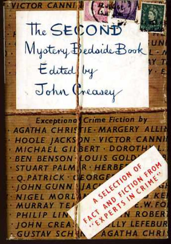 Image for The Second Mystery Bedside Book