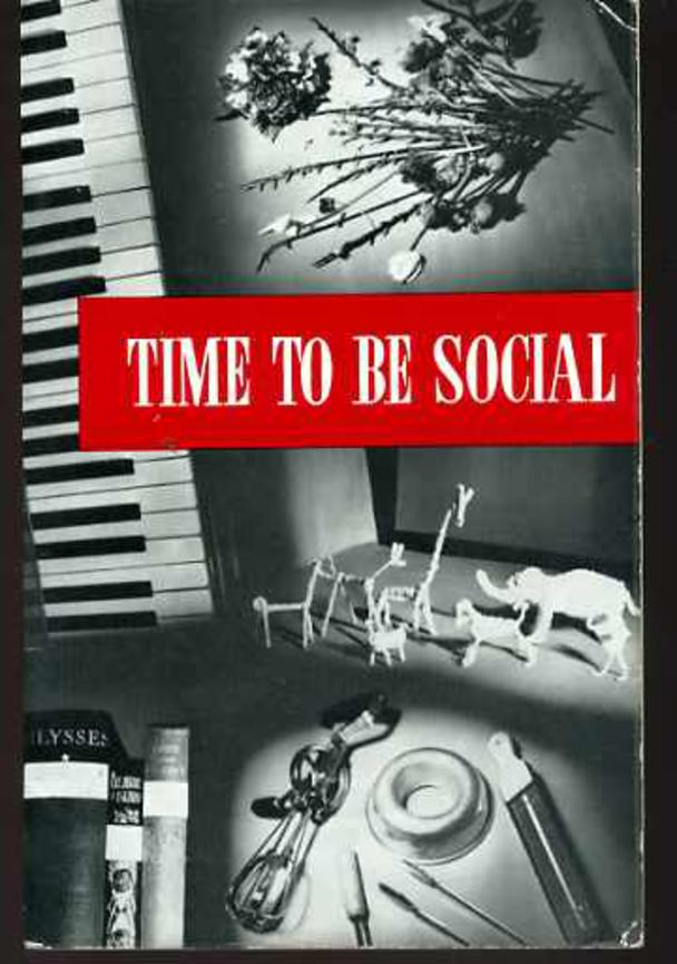 Image for Time to be Social