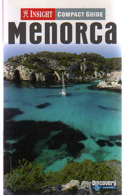 Image for Menorca Insight Compact Guide