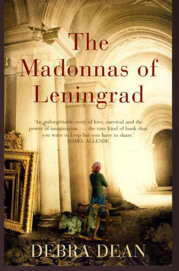 Image for The Madonnas of Leningrad