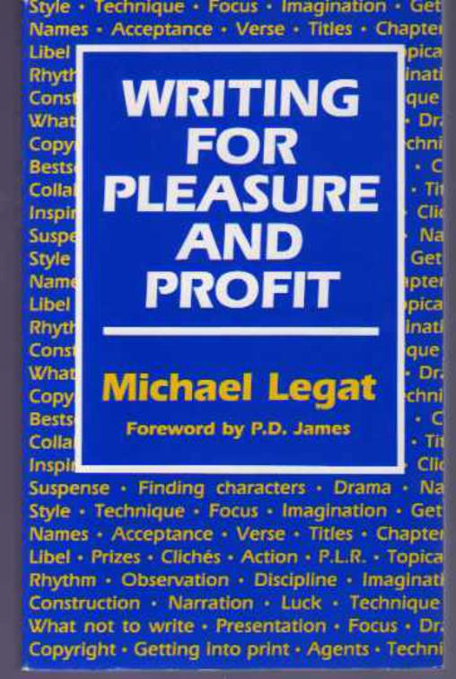 Image for Writing for Pleasure and Profit