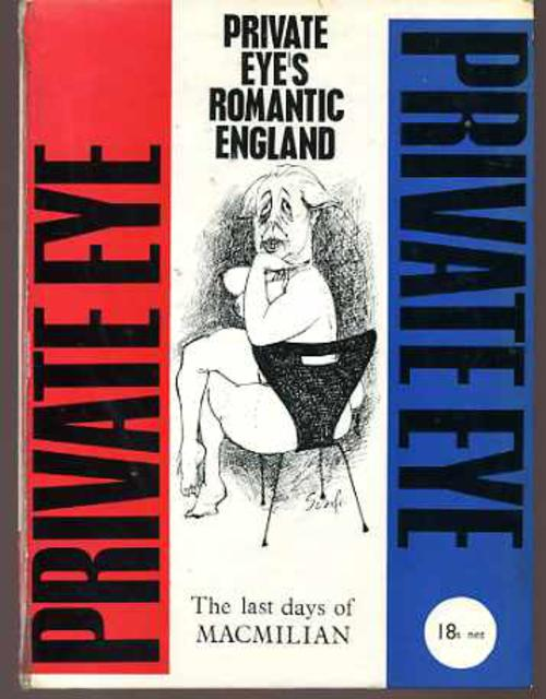 Image for Private Eye's Romantic England