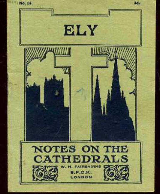 Image for Ely - Notes On the Cathedrals