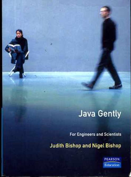 Image for Java Gently for Engineers and Scientists: Programming Principles Explained