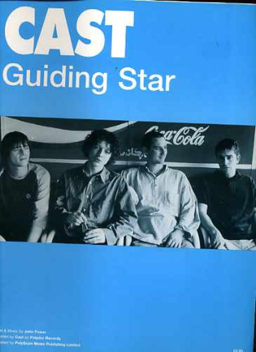 Image for Cast - Guiding Star - Sheet Music