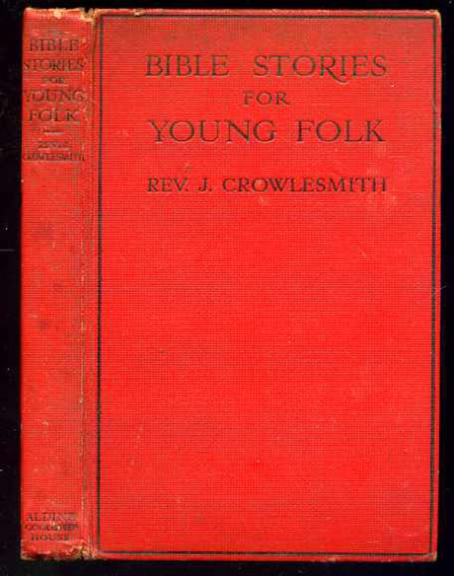 Image for Bible Stories for Young Folk