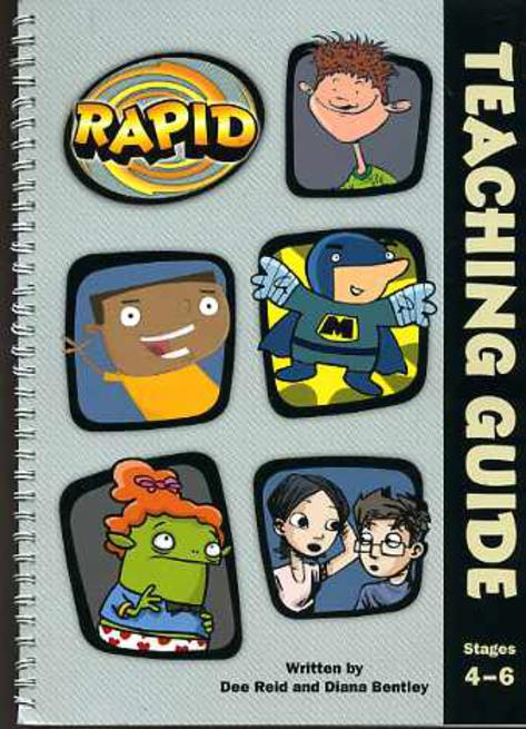Image for Rapid Teaching Guide Stages 4-6
