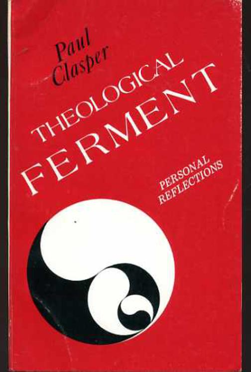 Image for Theological Ferment - Personal Reflections