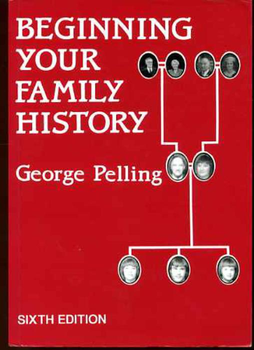 Image for Beginning Your Family History