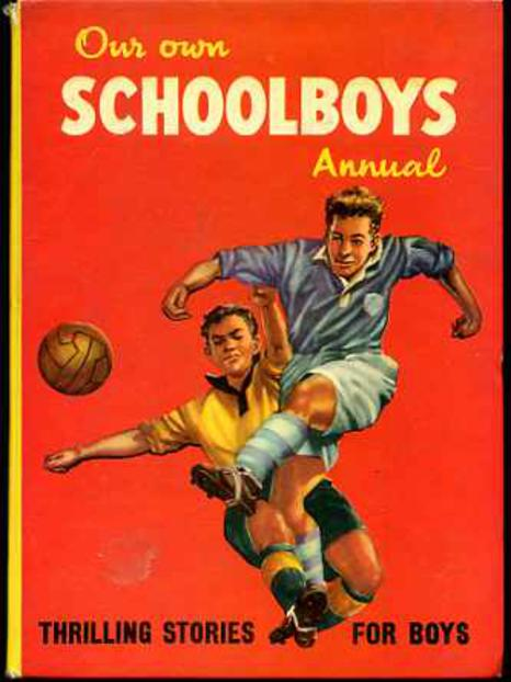 Image for Our Own Schoolboys Annual
