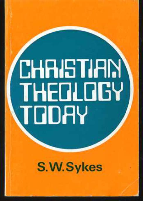 Image for Christian Theology Today