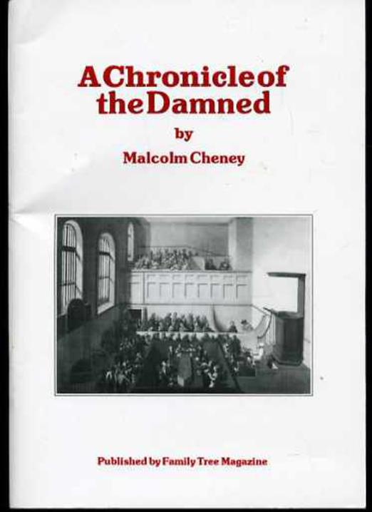 Image for A Chronicle of the Damned