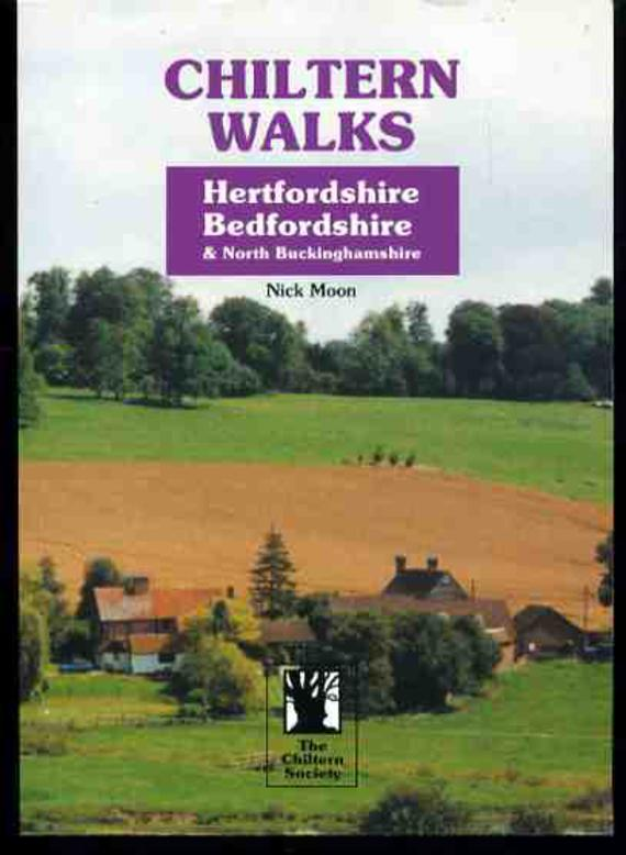 Image for Chiltern Walks: Hertfordshire, Bedfordshire and North Buckinghamshire