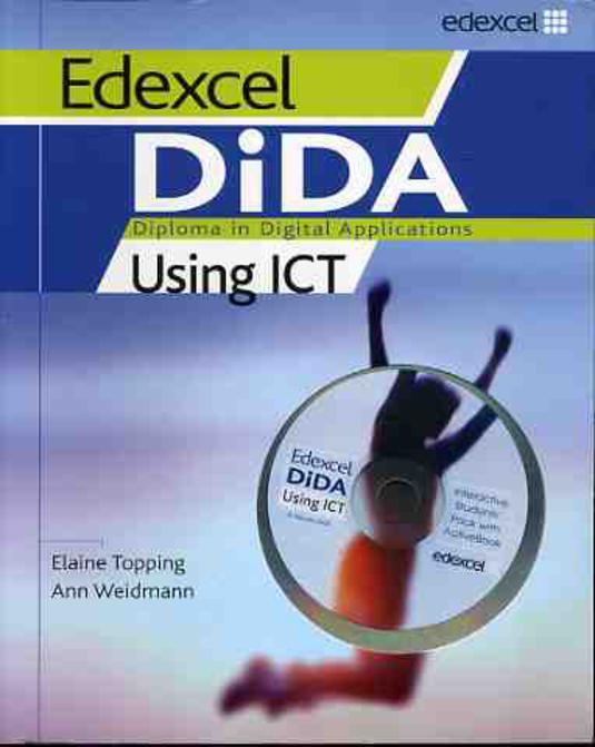 Image for Using ICT Interactive Students' Pack (Edexcel DiDA S.)