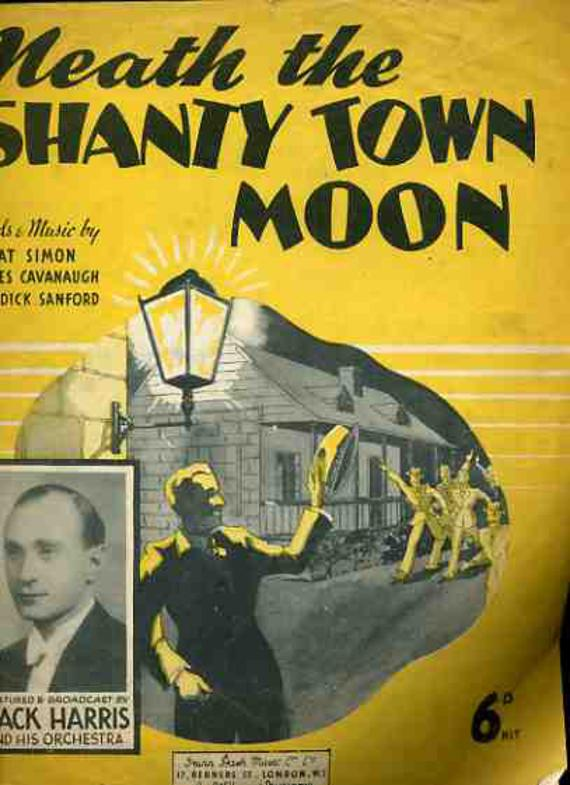 Image for neath the Shanty Town Moon