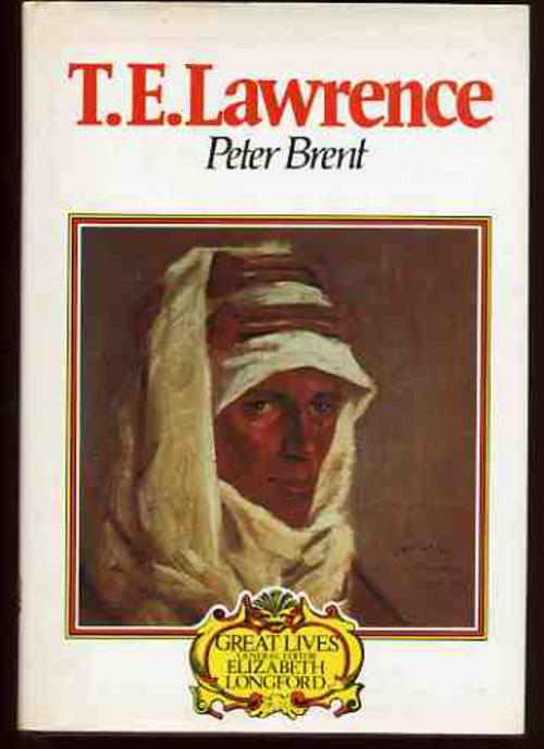 Image for T. E. Lawrence