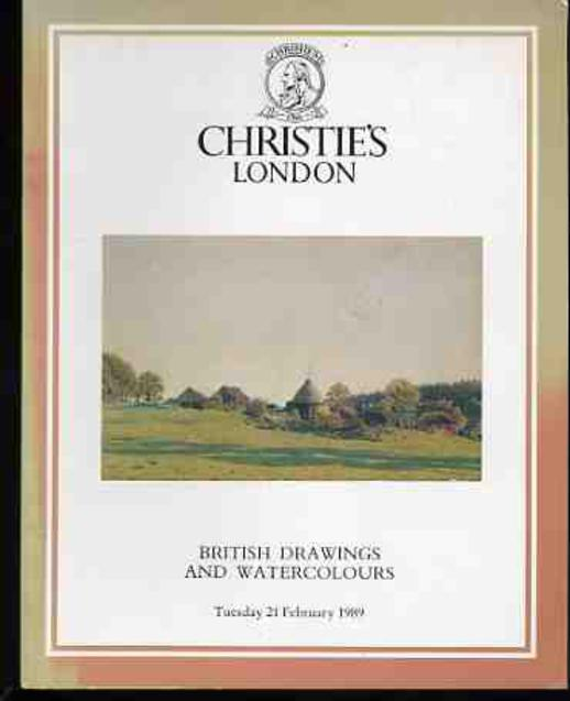 Image for British Drawings and Watercolours