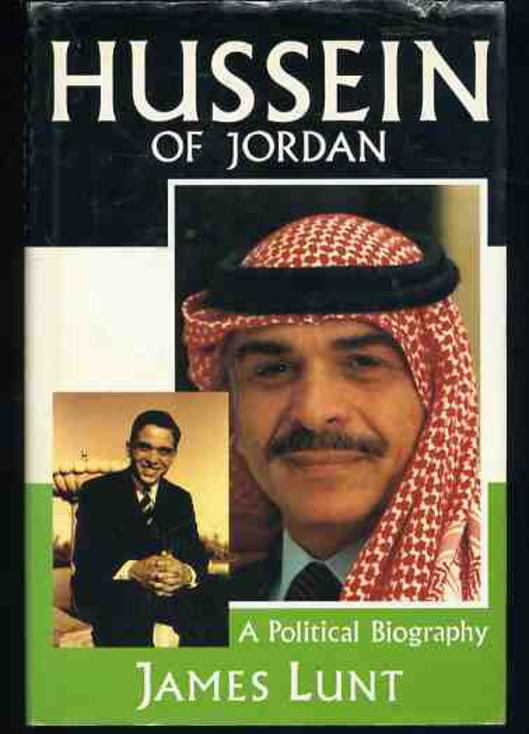 Image for Hussein of Jordan : A Political Biography