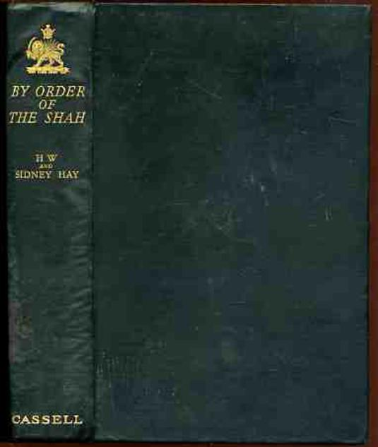 Image for By Order Of The Shah